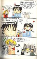 fma ch.102, funny RoyAi comic by sashimigirl92