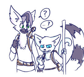 Roleplaying characters by lemurcat