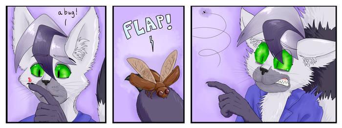 A Bug! by lemurcat