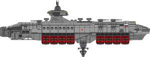 Nakhimov Class RFS Nakhimov by Kelso323