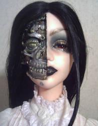 Steampunk Robot Vixen by mourningwake-press
