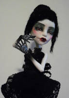 Black Swan   [MH Spectra] by mourningwake-press
