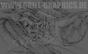 dragon by ASCOE