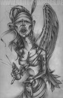 junky Angel by ASCOE