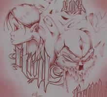 ballpen-sketch 3 by ASCOE