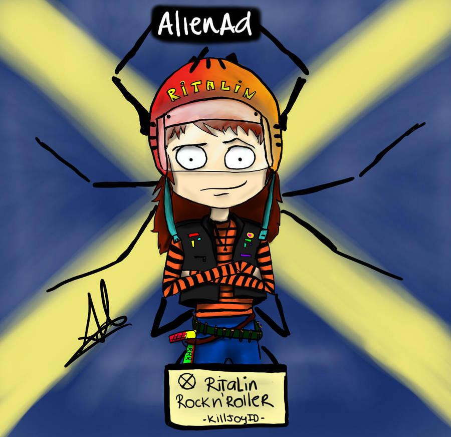 AlienAd's Profile Picture