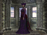 The Widow by CyberMuses