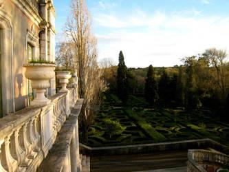 Maze Garden by Elidy