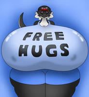 Goddess Hugs? by PanzerCaptJason