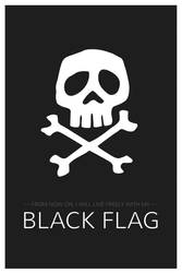 Black flag by Trookeye