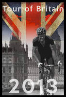 Tour of Britain 2013 by houselightgallery