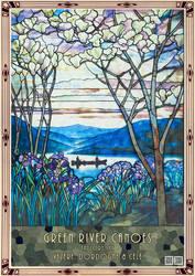 Canoe by Tiffany by houselightgallery