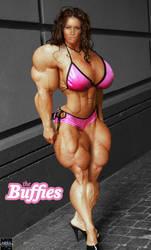 Buffie Meg by Megster02
