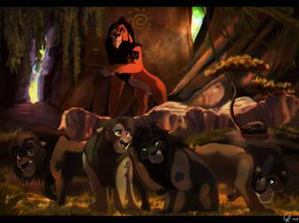 The Lion Guard :ORIGINS by WerdorTiger