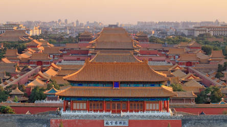 The Forbidden City (history) by thewriter197