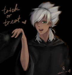 Happy Halloween by xibei