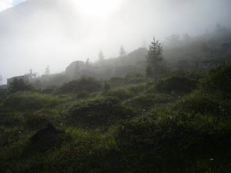Morning mist by Sabbie89