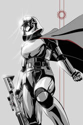 Phasma by SamTodhunter