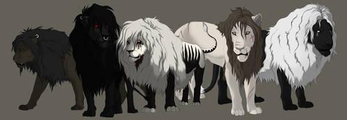 Lionpack by LivanaS