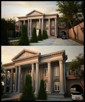 classic house 'Bali' by Neellss