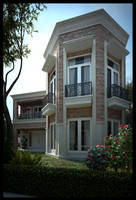 Sylvia residence by Neellss