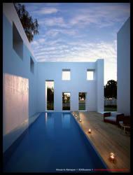 Pool in Alenguer by Neellss