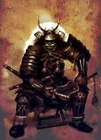 Samurai by gvc060905
