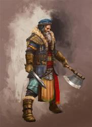 Guard1 by GammaGrey