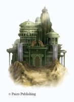 Iori Temple final by GammaGrey