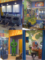 Creating a Hair Studio by briankinneysgawd
