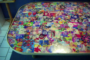 Kitchen table by briankinneysgawd