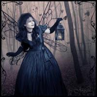 Autumn Fairy by jaggu79