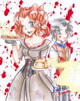 meat pies by Nasuki100