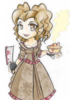 chibi Mrs Lovett by Nasuki100