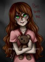Sally - Play with me by Nasuki100