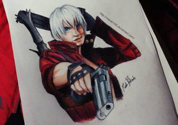 Dante - Devil May Cry by Nasuki100