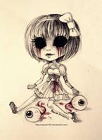 A sweet doll by Nasuki100
