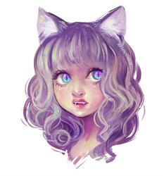 Meow by Nasuki100
