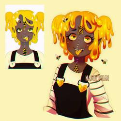 Honey - OC by Nasuki100