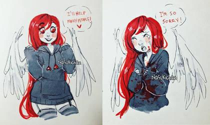 Angel Cherry Pau by Nasuki100