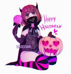 Happy Halloween by Nasuki100