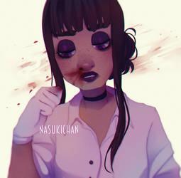 Bleeding by Nasuki100