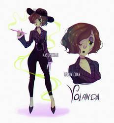 Yolanda - oc by Nasuki100