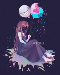 balloons by Nasuki100