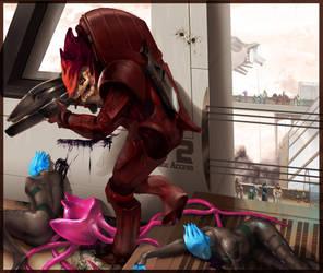 Mass Effect by Estrada