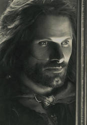 Aragorn Elessar by RRJones