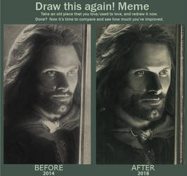 Draw This Again by RRJones