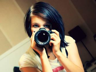 i heart my camera by WildEmokid