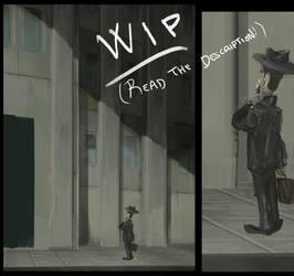 WIP- ''TB'' by Jmc117