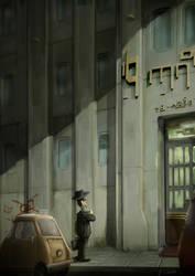 The bureaucrat by Jmc117